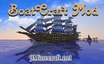 BoatCraft Mod 1.7.2