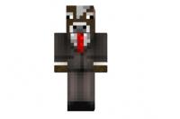 Cow-man-skin