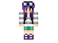 Geeky-gamer-skin