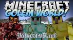 Golem World Mod 1.7.2/1.6.4