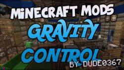 Gravity-Control-Mod