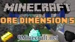 Ore Dimensions Mod 1.6.4/1.5.2