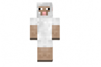Sheep-skin