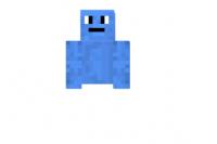 Smurf-skin