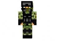 Soldado-skin