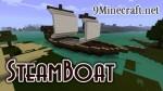 SteamBoat Mod 1.7.10/1.7.2/1.6.4