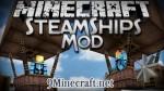 SteamShip Mod 1.7.10/1.7.2/1.6.4