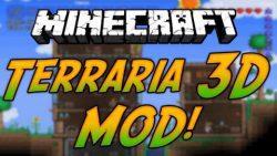 Terraria 3D Mod - 9Minecraft Net