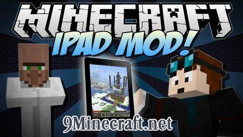 iPad Mod 9Minecraft Net