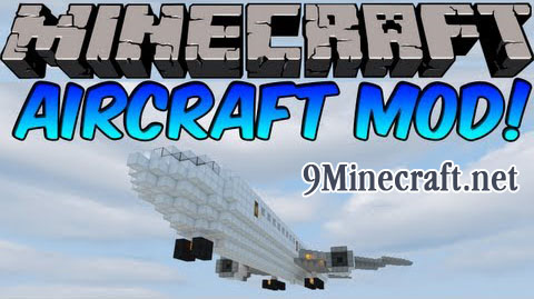 Review of minecraft airplane and helicopter mod [1. 6. 4/1. 5. 2/1. 7. 2.