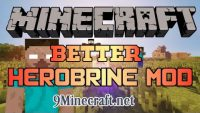 Better-Herobrine-Mod
