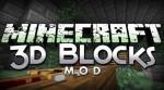 Blocks 3D Mod 1.7.10/1.7.2