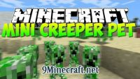 Mini-Creeper-Pet-Mod