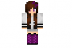 Night Vale High School Girl Skin