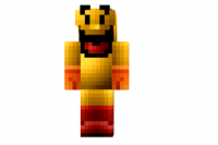 Pac-man-skin