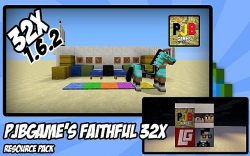Pjbgames-faithful-resource-pack
