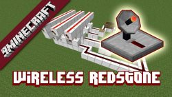 Wireless Redstone Chicken Bones Edition Mod