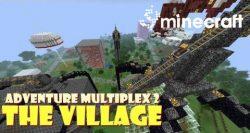 Adventure-Multiplex-2-The-Village-Map