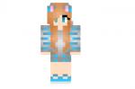 Cheshire Cat Girl Skin