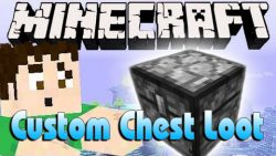 Custom-Chest-Loot-Mod