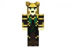 Loki-skin