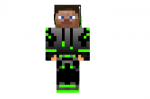 Steve-monster-skin