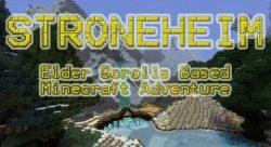 Stroneheim-Map