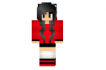 Youtube Girl Skin