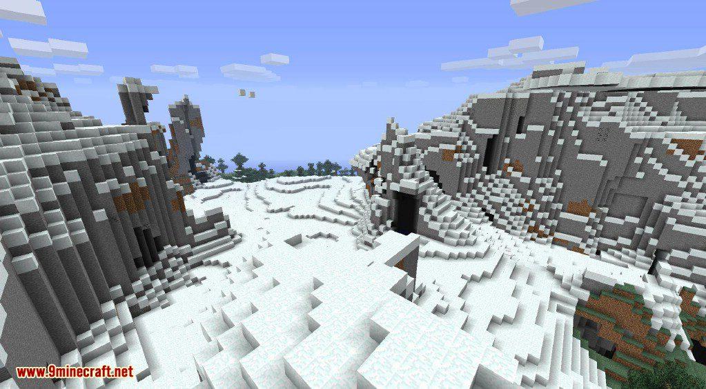 Better Biomes Mod Screenshots 1