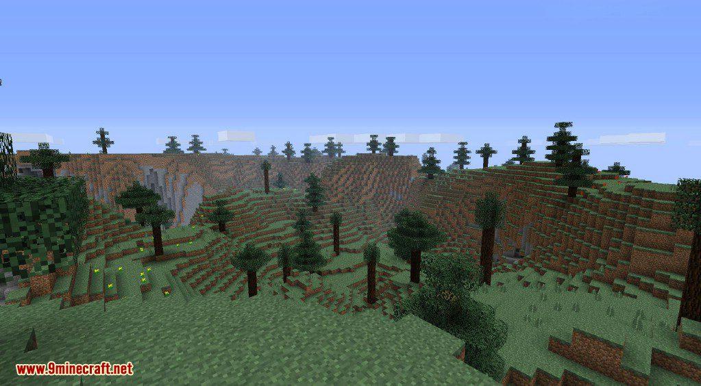 Better Biomes Mod Screenshots 13