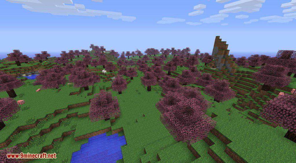 Better Biomes Mod Screenshots 2