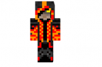 Fire Demon Skin