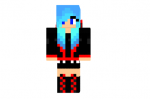 Red-and-blue-creeper-girl-skin