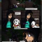 Скачать Minecraft Comic: CraftyGirls #10 – Going batty