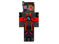 Cyborg-herobrine-skin