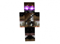 Possessed-enderman-hunter-skin