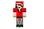 Santa Deadlox Skin