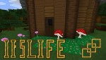 If's Life – Cartoony Resource Pack 1.8.7/1.8