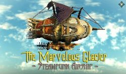 The-Marvelous-Glacier-Steampunk-Airship-Map