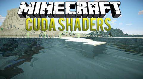 CUDA Shaders Mod 1 7 10/1 7 2 - 9Minecraft Net