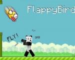 Скачать Flappy Bird Map by codecrafted для Minecraft 1.8