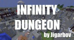 Infinity-Dungeon-Map