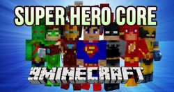 Super-Hero-Core