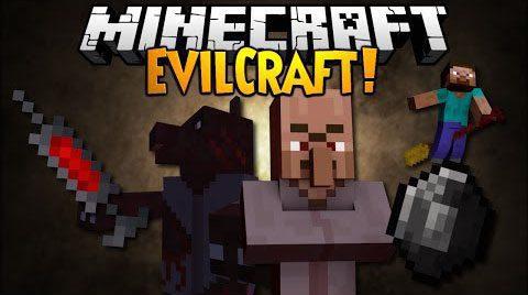 Evilcraft mod 1. 12. 2/1. 11. 2 (werewolves, farts, blood magic.
