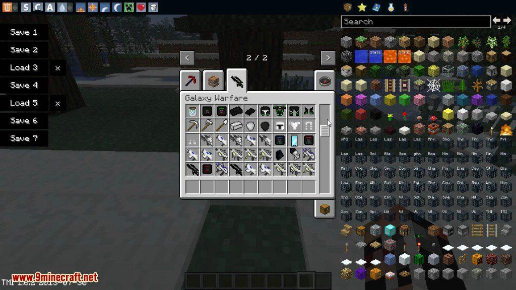 Galaxy Warfare Mod Screenshots 1