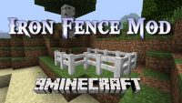 Iron-Fence-Mod