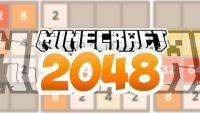 2048-in-Minecraft-Map