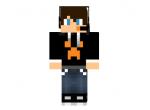 In Game EXP Boy Skin