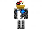 Robot-chicken-skin