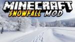 Snowfall Mod 1.7.10/1.7.2/1.6.4